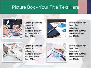 Business Teamwork PowerPoint Template - Slide 14