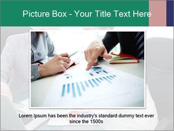 Business Teamwork PowerPoint Template - Slide 15