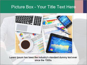 Business Teamwork PowerPoint Template - Slide 16