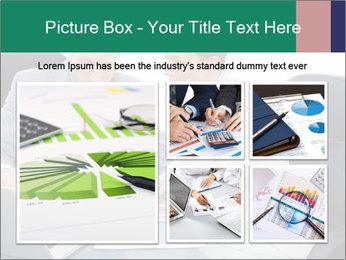 Business Teamwork PowerPoint Template - Slide 19