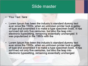 Business Teamwork PowerPoint Template - Slide 2