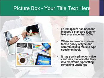 Business Teamwork PowerPoint Template - Slide 20