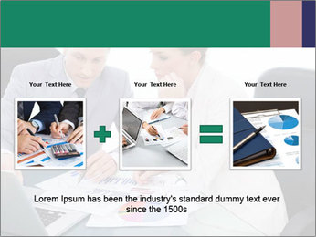 Business Teamwork PowerPoint Template - Slide 22