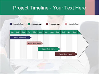 Business Teamwork PowerPoint Template - Slide 25