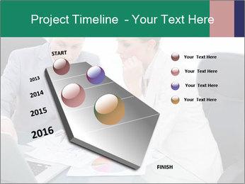 Business Teamwork PowerPoint Template - Slide 26