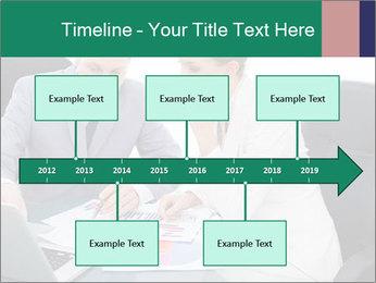 Business Teamwork PowerPoint Template - Slide 28