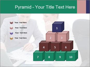 Business Teamwork PowerPoint Template - Slide 31