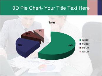 Business Teamwork PowerPoint Template - Slide 35