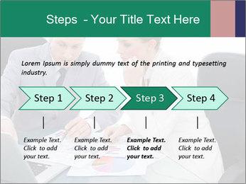 Business Teamwork PowerPoint Template - Slide 4