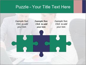 Business Teamwork PowerPoint Template - Slide 42
