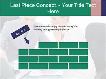 Business Teamwork PowerPoint Template - Slide 46