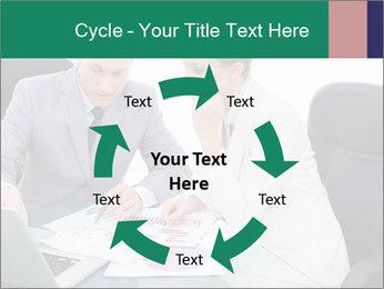 Business Teamwork PowerPoint Template - Slide 62