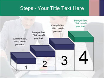 Business Teamwork PowerPoint Template - Slide 64