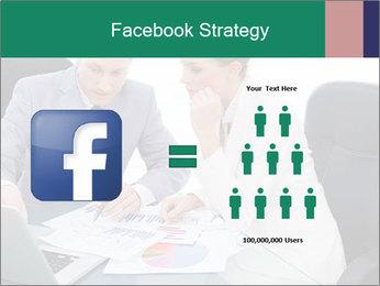Business Teamwork PowerPoint Template - Slide 7