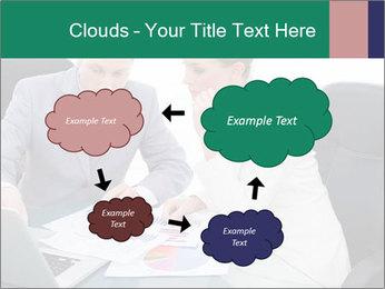 Business Teamwork PowerPoint Template - Slide 72