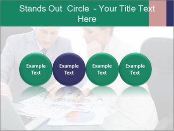 Business Teamwork PowerPoint Template - Slide 76