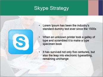 Business Teamwork PowerPoint Template - Slide 8