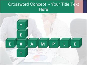 Business Teamwork PowerPoint Template - Slide 82