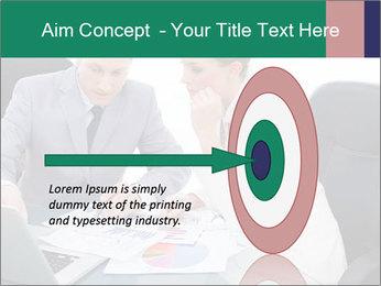 Business Teamwork PowerPoint Template - Slide 83