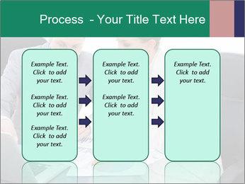 Business Teamwork PowerPoint Template - Slide 86