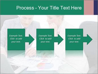 Business Teamwork PowerPoint Template - Slide 88