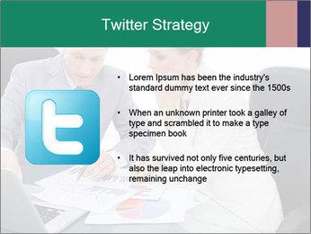 Business Teamwork PowerPoint Template - Slide 9