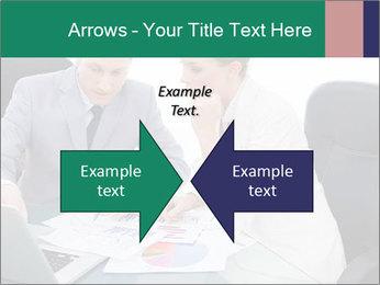 Business Teamwork PowerPoint Template - Slide 90