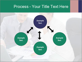 Business Teamwork PowerPoint Template - Slide 91
