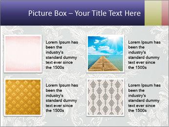 Seamless vintage PowerPoint Templates - Slide 14