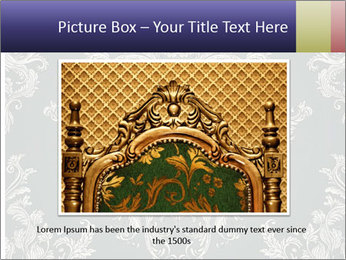 Seamless vintage PowerPoint Template - Slide 15