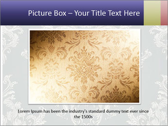 Seamless vintage PowerPoint Template - Slide 16