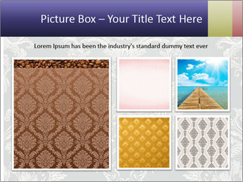 Seamless vintage PowerPoint Template - Slide 19