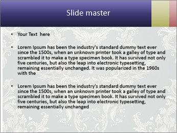 Seamless vintage PowerPoint Templates - Slide 2