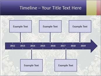 Seamless vintage PowerPoint Templates - Slide 28