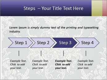 Seamless vintage PowerPoint Templates - Slide 4