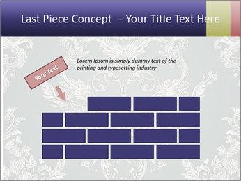 Seamless vintage PowerPoint Templates - Slide 46