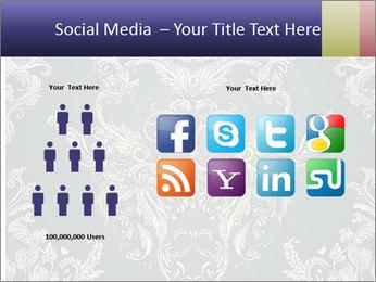 Seamless vintage PowerPoint Templates - Slide 5