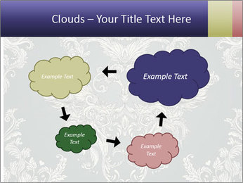 Seamless vintage PowerPoint Templates - Slide 72