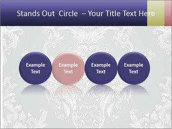 Seamless vintage PowerPoint Templates - Slide 76