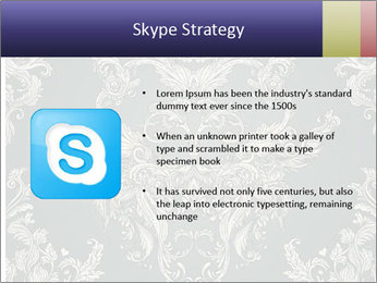 Seamless vintage PowerPoint Template - Slide 8