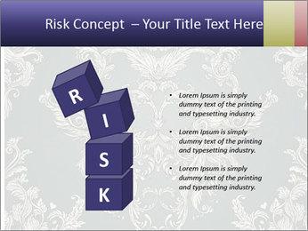 Seamless vintage PowerPoint Templates - Slide 81