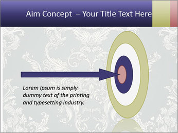 Seamless vintage PowerPoint Templates - Slide 83