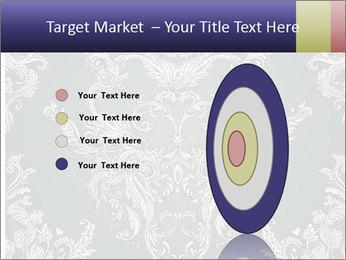 Seamless vintage PowerPoint Templates - Slide 84