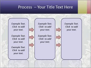 Seamless vintage PowerPoint Templates - Slide 86