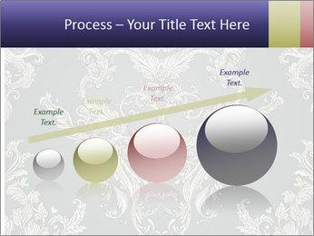 Seamless vintage PowerPoint Templates - Slide 87