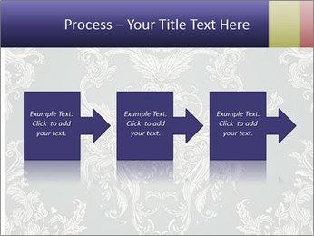 Seamless vintage PowerPoint Templates - Slide 88