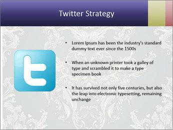 Seamless vintage PowerPoint Templates - Slide 9