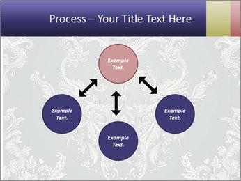 Seamless vintage PowerPoint Templates - Slide 91
