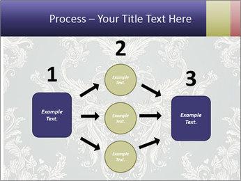 Seamless vintage PowerPoint Templates - Slide 92