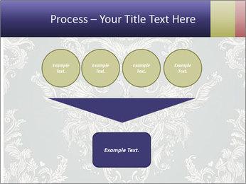 Seamless vintage PowerPoint Templates - Slide 93
